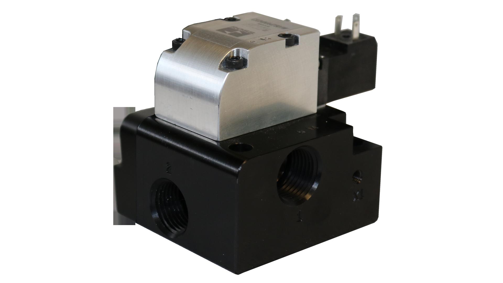 Dale series cp cx 2w sc valve