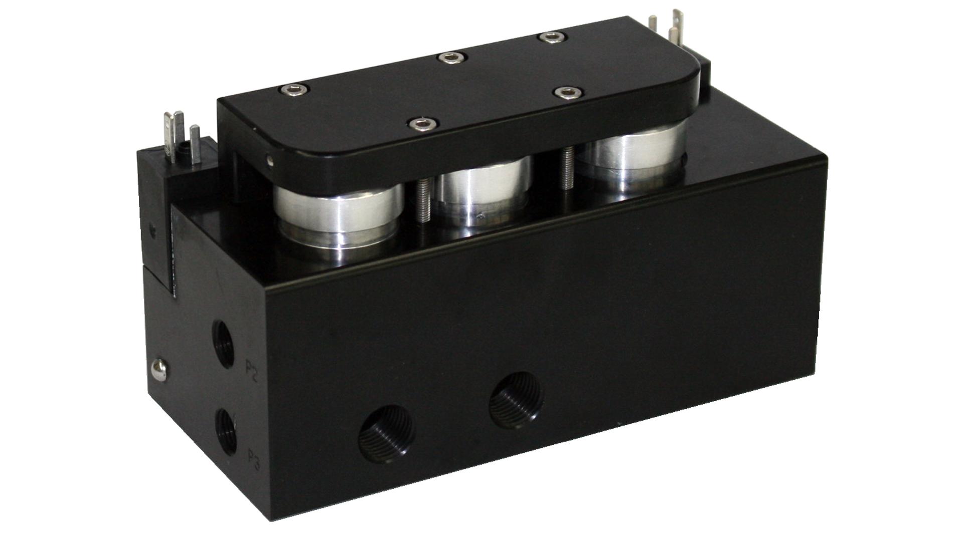 Dale series lt 3w sc ltest valve manifold