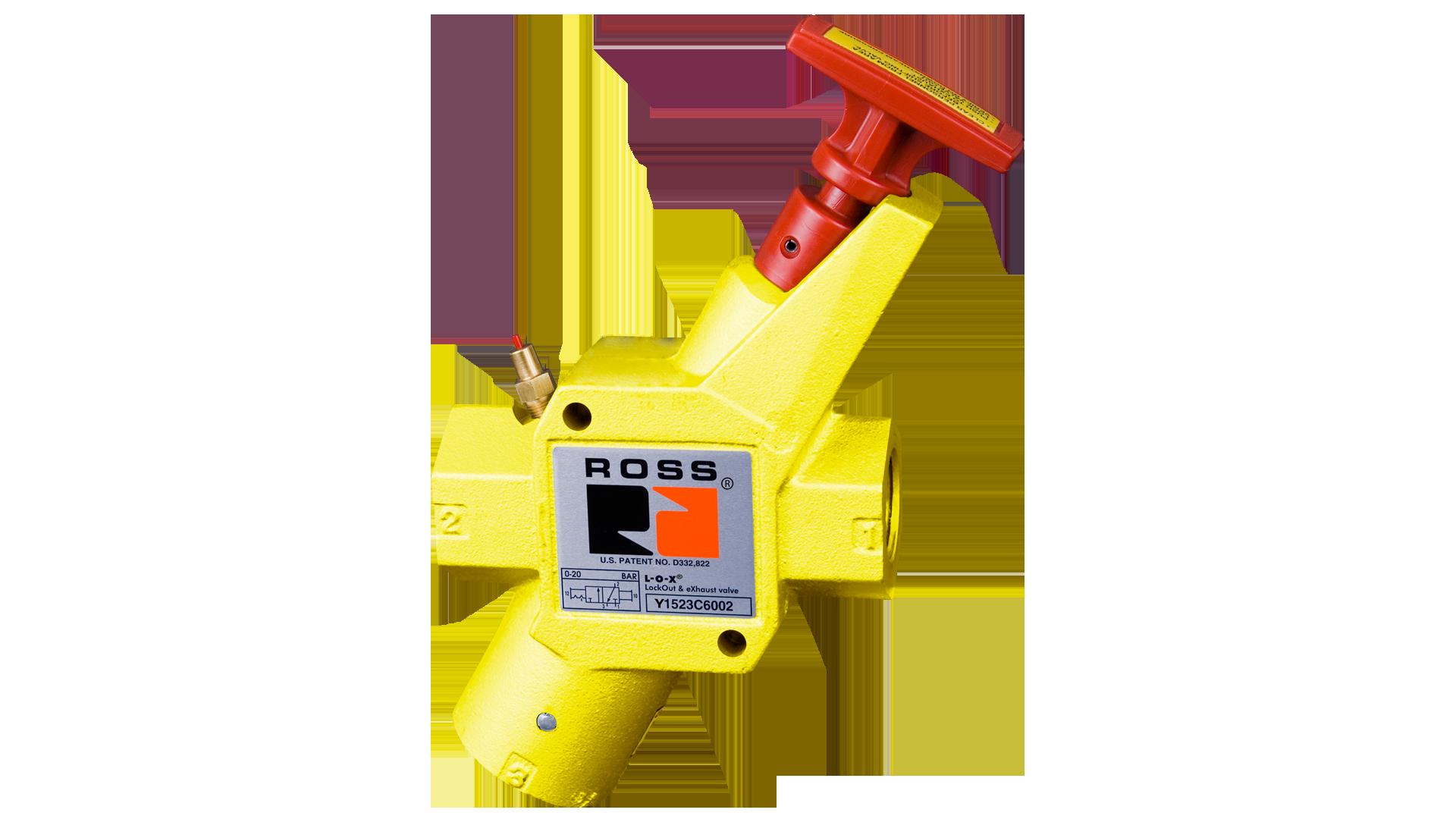 Safety Ross Controls Automotive Pneumatic Locking Circuit Configuration Diagram 15 Series Lox Classic