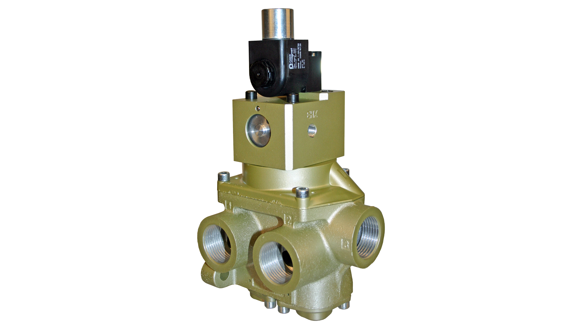 27 series explosion proof 4way 3.4 valves