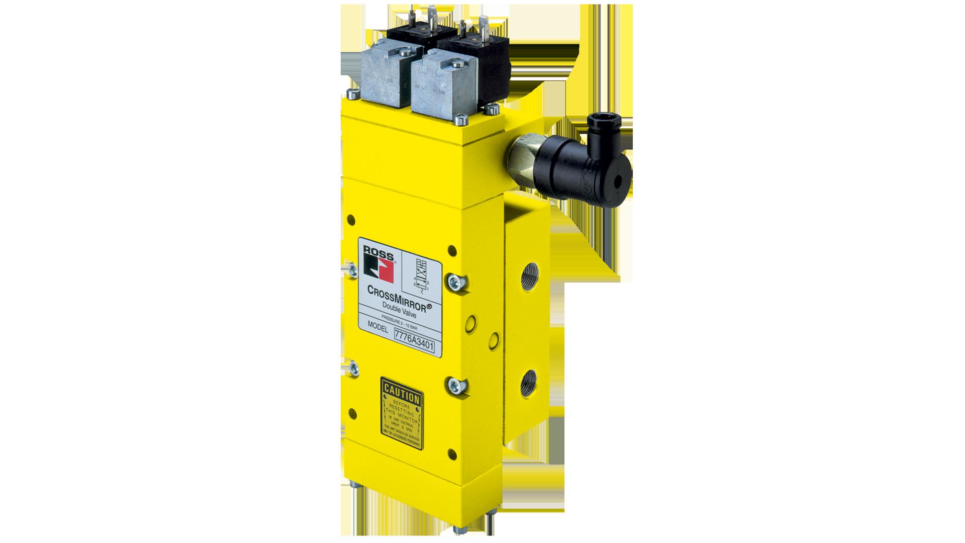 77 series crossmirror sc double valve