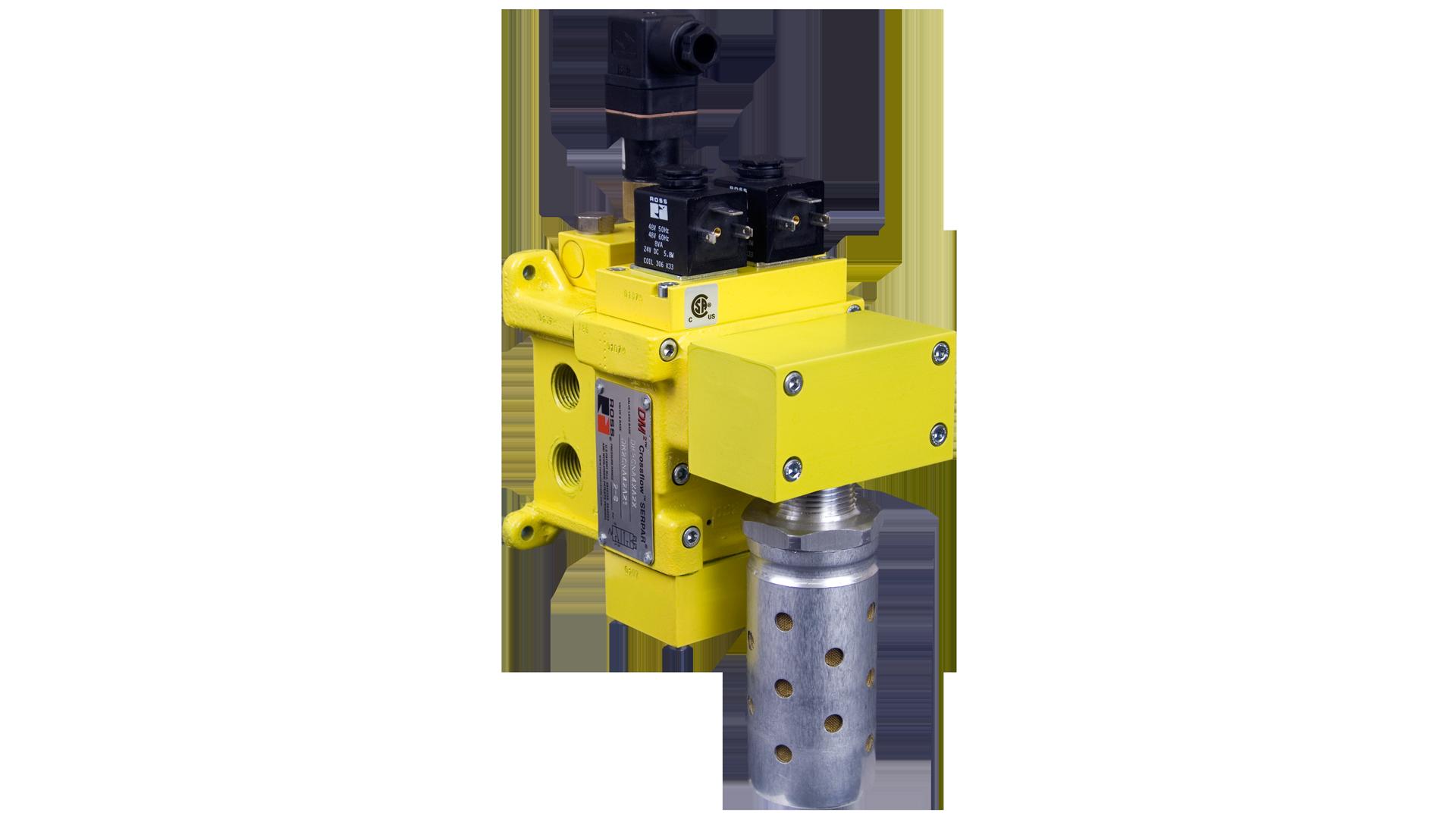 Dm2 series c double valve