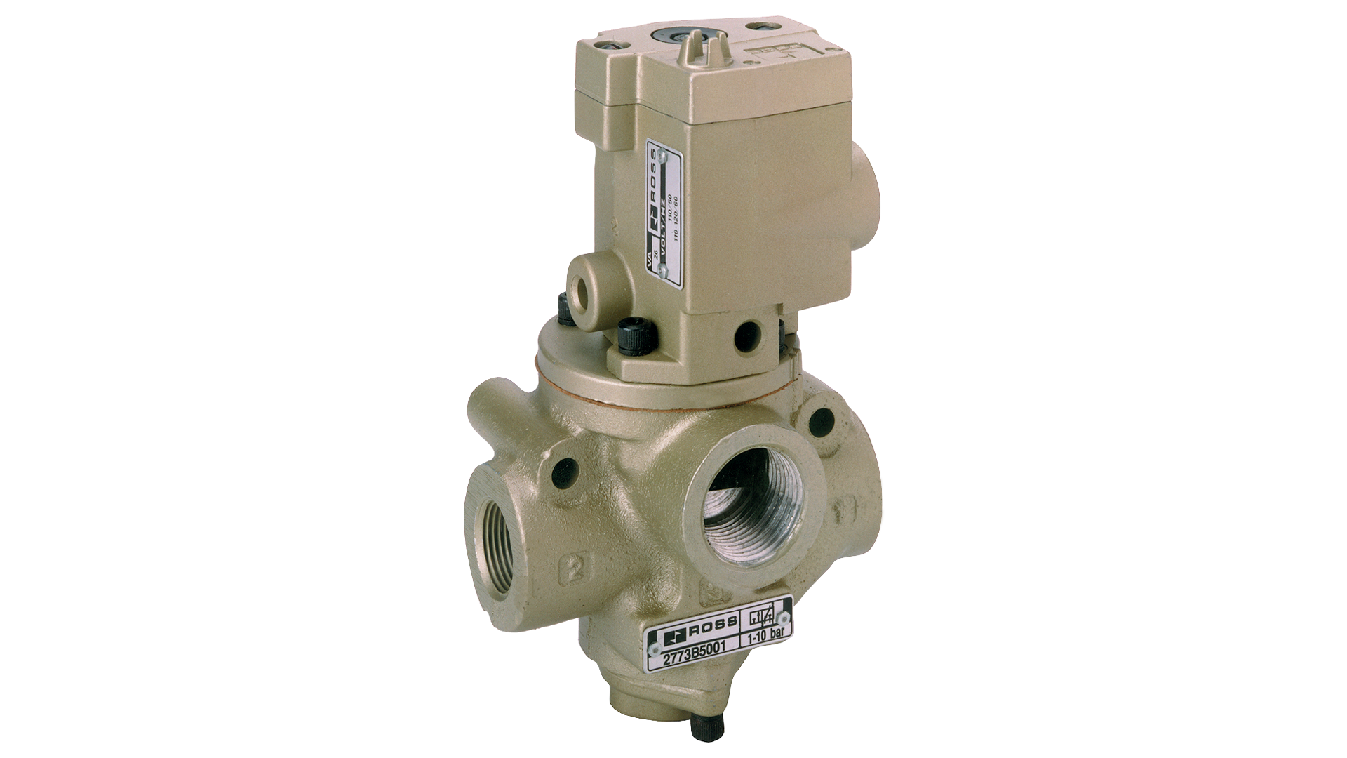 27 series 3w sc inline valves
